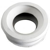 Morsetto WC Bianco mm.64 xTubo 40/45