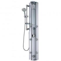 Pannello doccia - a 4 funzioni con speccsal. ed uscita piedi
