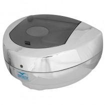 IDRO-SOAP dosatore di sapone elettronicoa Batterie Cromato