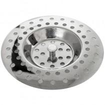 GRIGLIA FERMADETRITI Lavello in acciaio INOX c/piolino