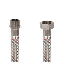 IDRONOX Flessibile DN10 cm.20 1/2M.-3/4F. c/Guarnizione