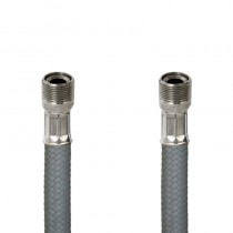 Flessibile DN8 NYLON GRIGIO cm.150 15x1 M. G.-15x1 M. G.