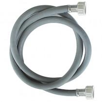 Tubo PVC CARICO LAVATRICE cm.100 3/4 F. - 3/4 F.