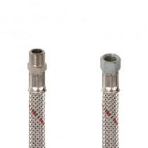 Flessibile GASOLIO DN 8 cm.20 1/4 M.- 1/4 F.PIANA