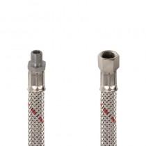 Flessibile GASOLIO DN 8 cm.20 Sede conica 1/8 M.-1/4 F. c .