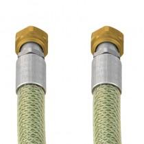 INOX-GAS EN14800 BOMBOLA cm 100 1/2F. SINISTRO -1/2F. SINISTRO IDRO BUSTA