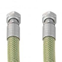 INOX-GAS EN14800 CUCINA cm 200 1/2F.-1/2F. IDRO BUSTA