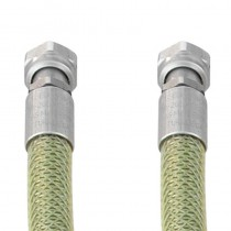 INOX CUCINA cm 400 1/2F.-1/2F.